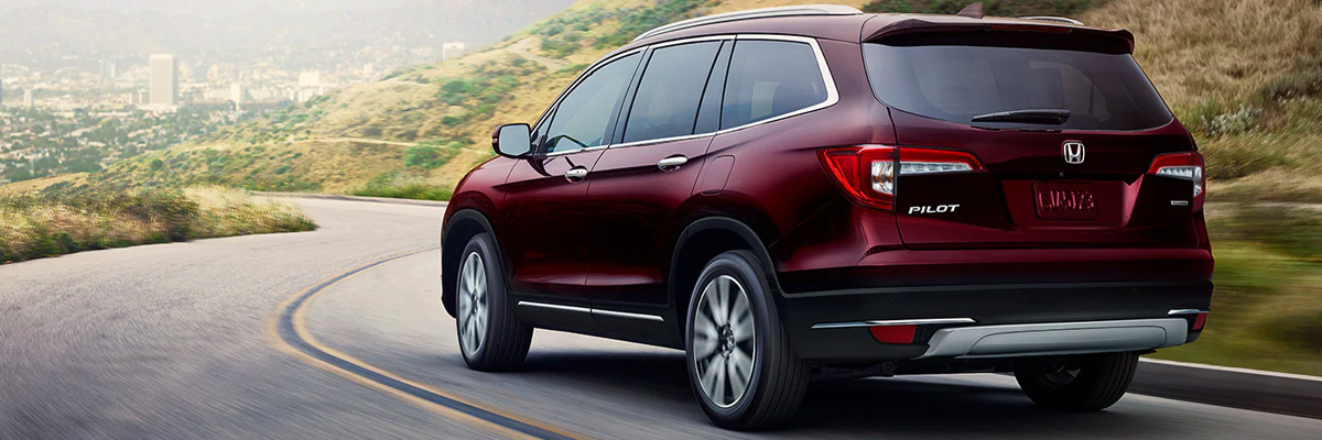 2020 Honda Pilot Specs & Safety Features