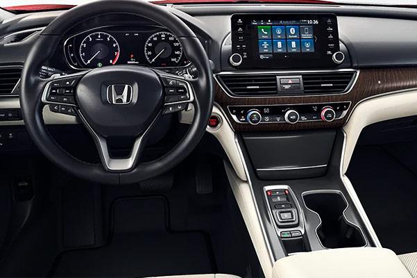 2020 Honda Accord Interior Amenities