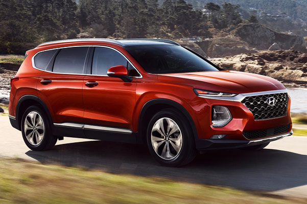 2020 Hyundai Santa Fe Specs, Performance & Safety