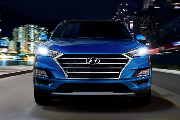 2020 Hyundai Tucson Engine Specs, Performance & Safety