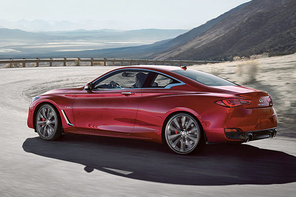 2020 INFINITI Q60 Specs & Safety Features