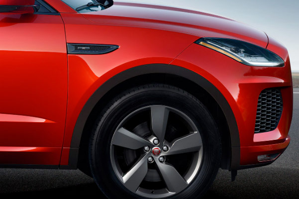 2020 Jaguar E-PACE Specs, Performance & Safety Features