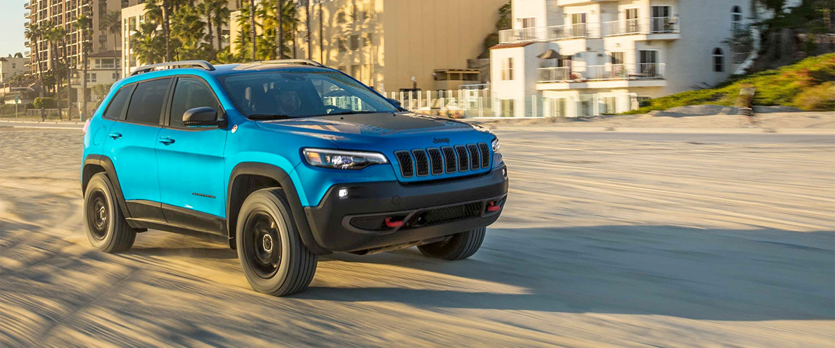 2020 Jeep cherokee
