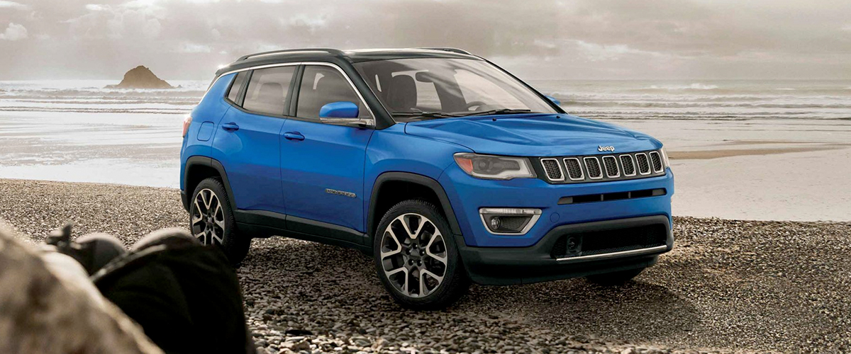 2020 Jeep Compass header