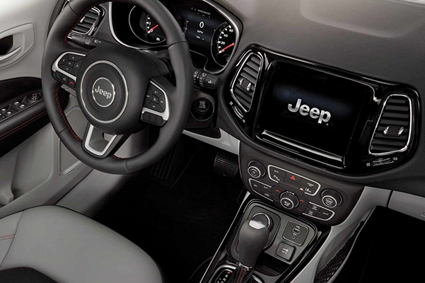 2020 Jeep Compass Interior Features & Technology