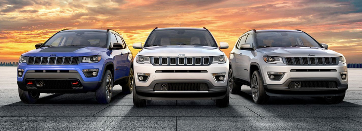 2020 Jeep Compass Engine Specs & Safety Features