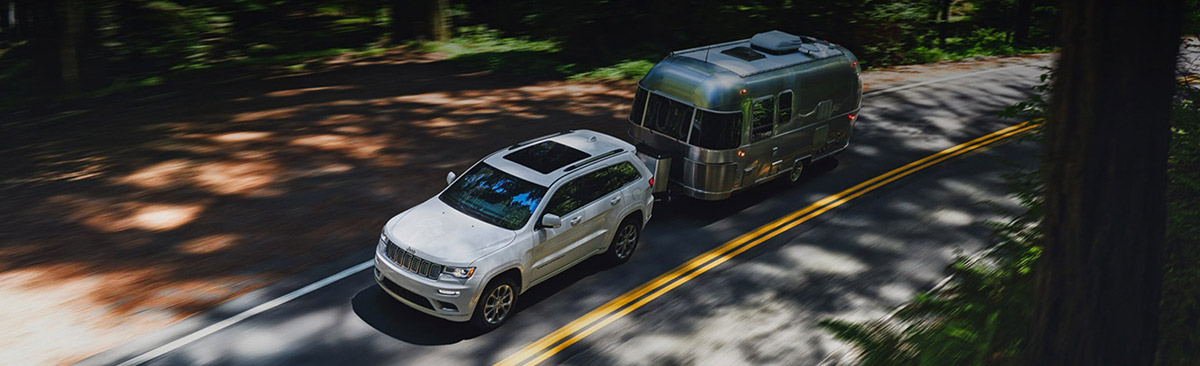 Grand Cherokee Towing Capability