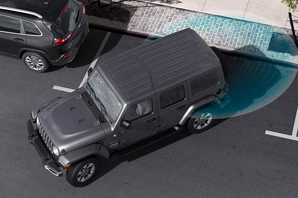 2020 Jeep Wrangler Engine Specs & Safety Features