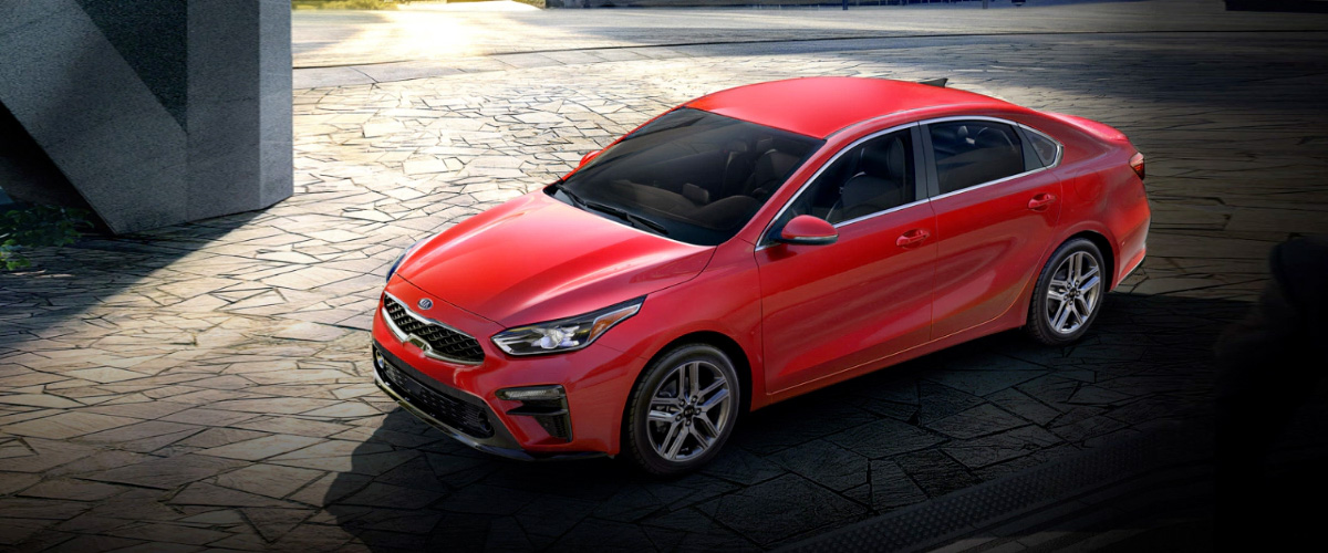 The 2021 Kia Forte header