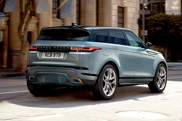 2020 Range Rover Evoque Specs & Safety Features