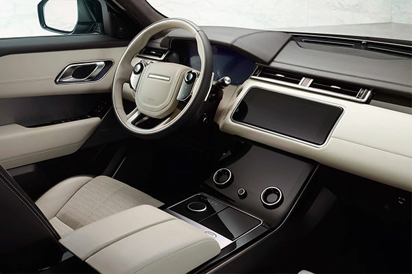 2020 Range Rover Velar Interior & Technology