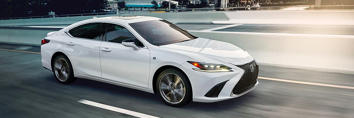 New 2020 Lexus ES Specs, Safety & Performance