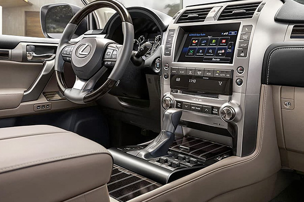 2020 Lexus GX Interior & Technology