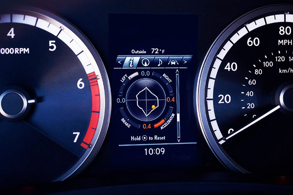 2020 Lexus NX Interior & Tech