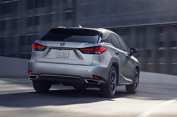 2020 Lexus RX Specs, Safety & Performance