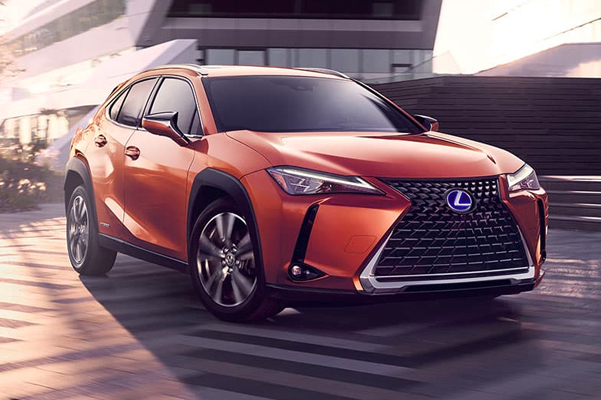 2020 Lexus UX Specs, Safety & MPG