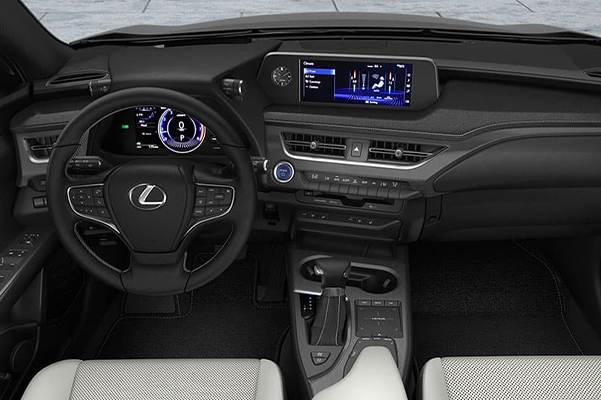 2020 Lexus UX Interior, Technology & Design