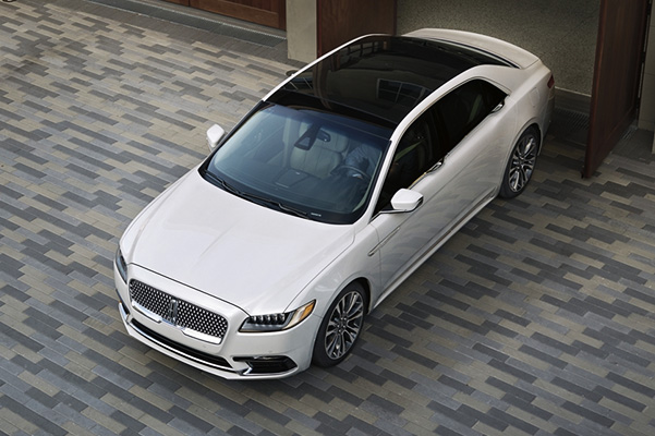 2020 Lincoln Continental Specs & Safety