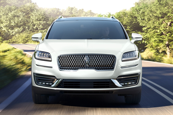 2020 Lincoln Nautilus Specs & Safety