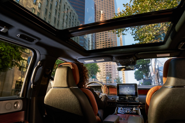 2020 Lincoln Navigator Interior Features & Technology