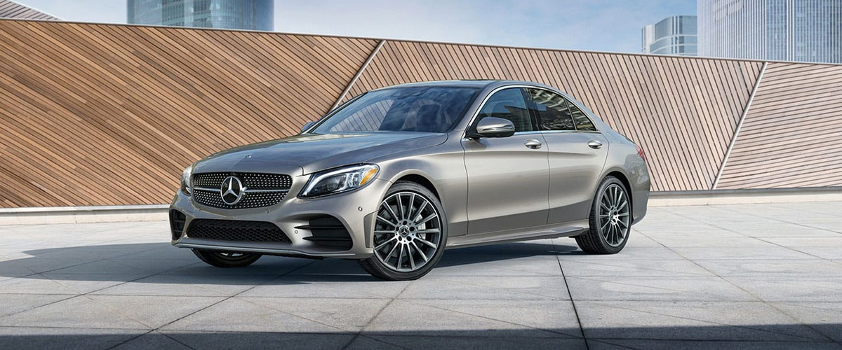 The New 2020 Mercedes-Benz C-Class