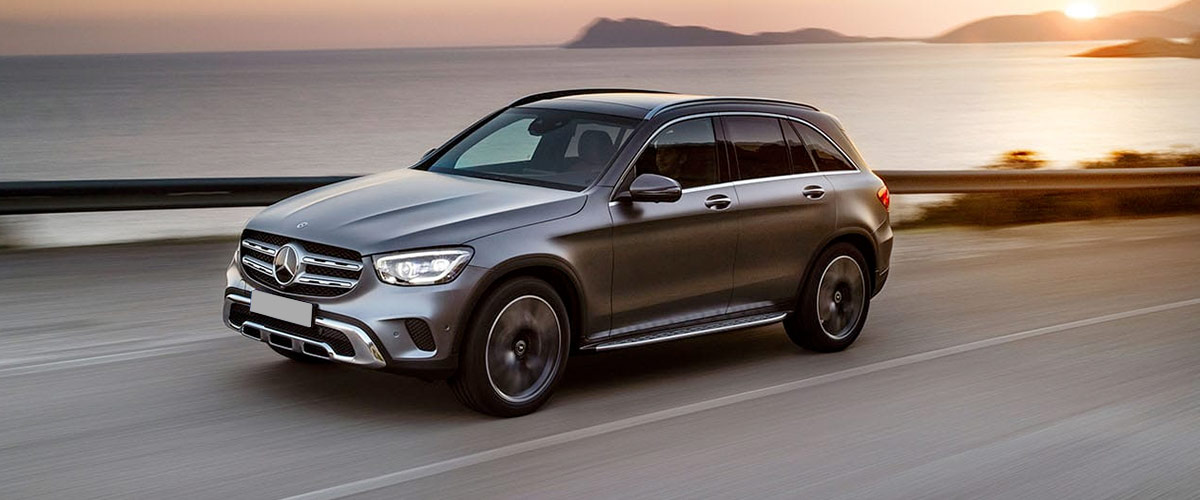 2020 Mercedes-Benz GLC header