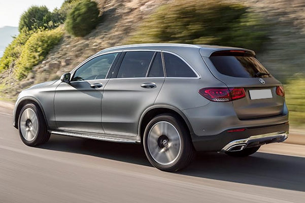 2020 Mercedes-Benz GLC Specs & Safety Features