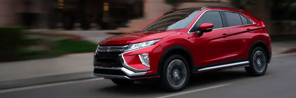2020 Mitsubishi Eclipse Cross Specs, Safety & Performance
