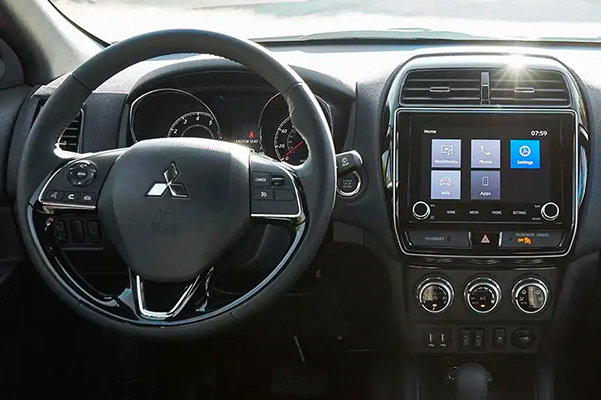 2020 Mitsubishi Outlander Sport Interior Features & Technologies