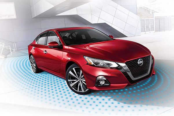 2020 Nissan Altima Specs & Safety