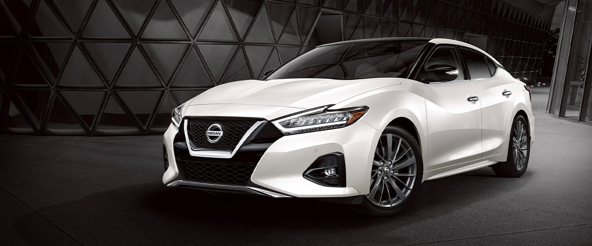 The 2020 Nissan Maxima header
