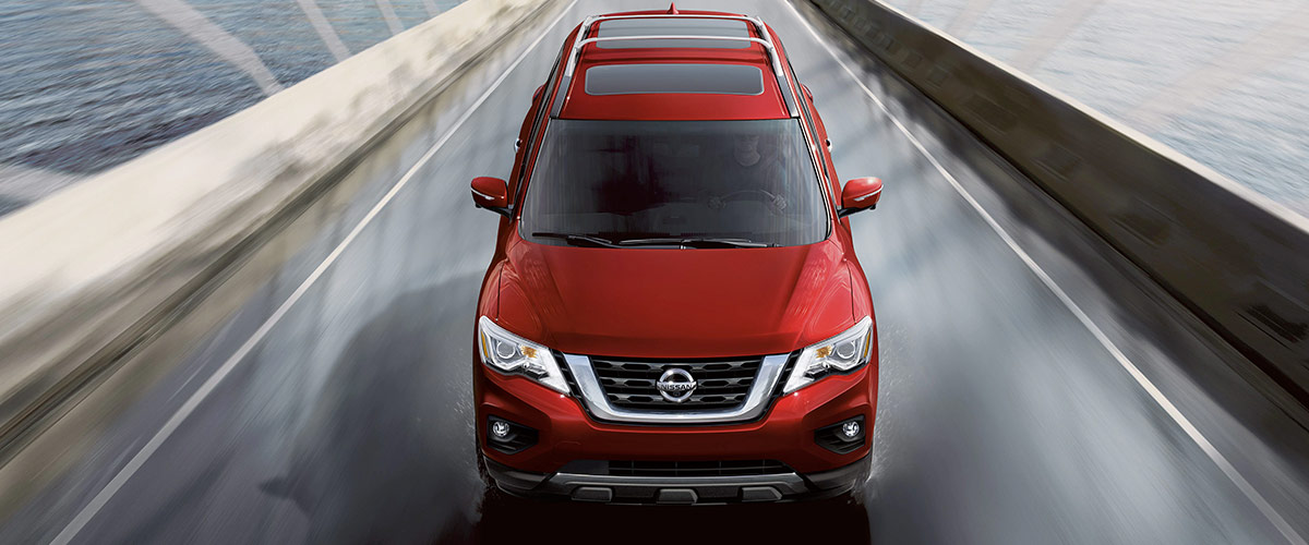 2020 Nissan Pathfinder header