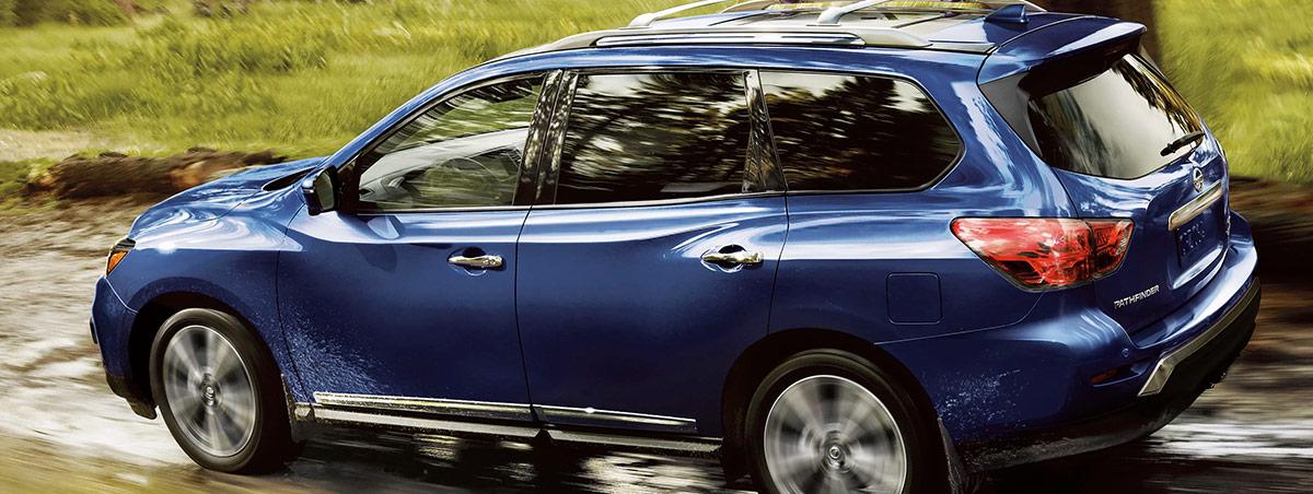 2020 Nissan Pathfinder Specs, Safety & Performance
