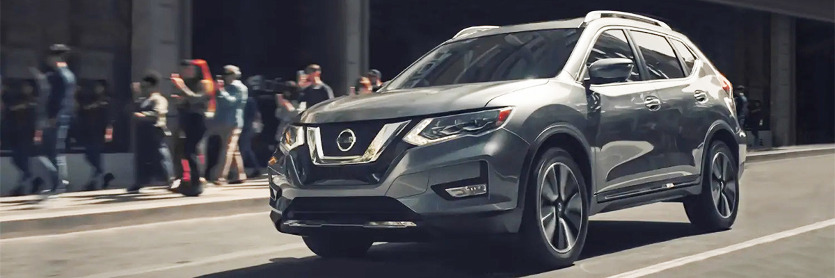 Buy a Nissan Rogue AWD near Me