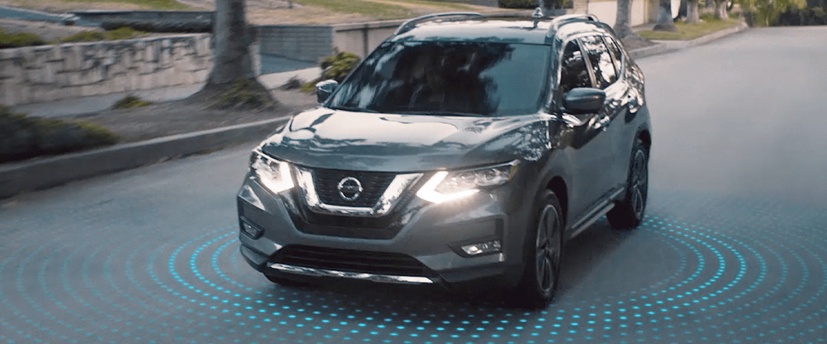 2020 Nissan Rogue footer