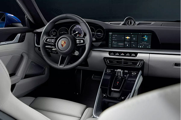 2020 Porsche 911 Carrera Interior & Technology