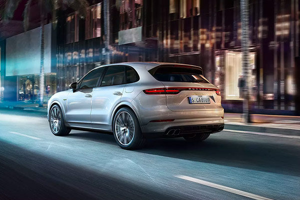 2020 Porsche Cayenne Specs, Performance & Safety
