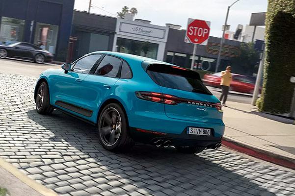 2020 Porsche Macan Specs, Performance & Safety