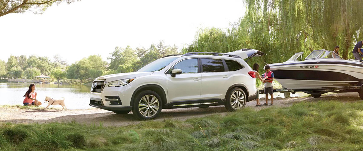 2020 Subaru Ascent Lease Subaru Dealership Near Lincoln Ne