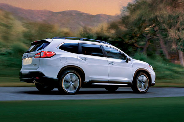 2020 Subaru Ascent Specs, Capabilities & Safety Features