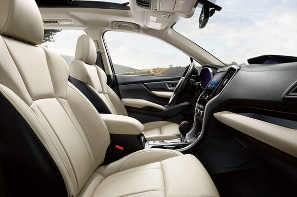 2020 Subaru Ascent Interior Features & Technology