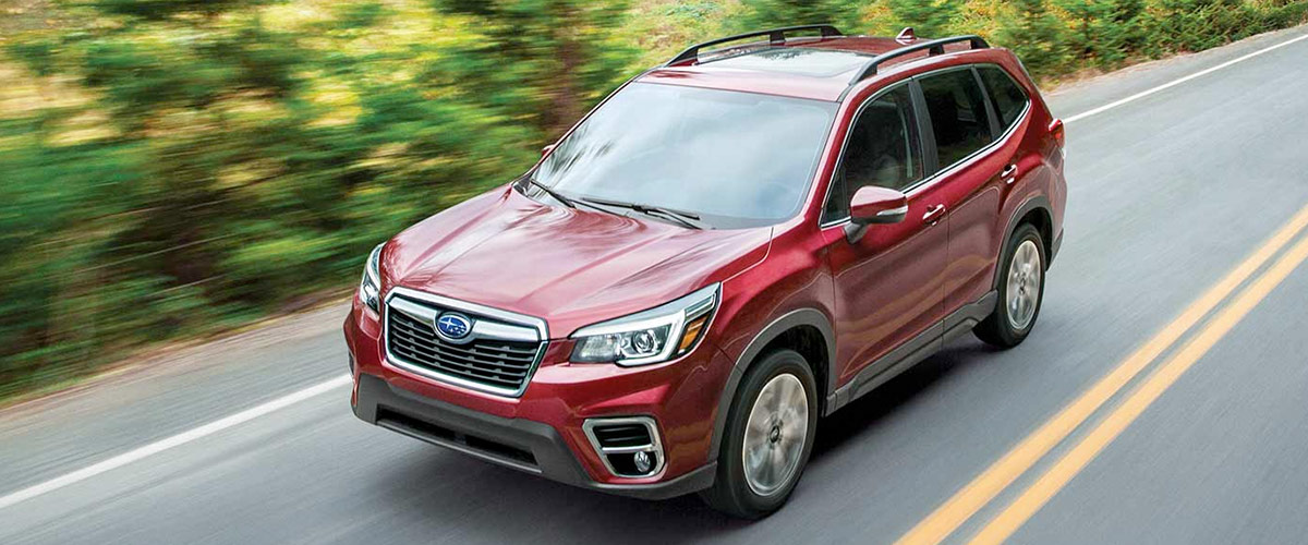 2020 Subaru Forester header