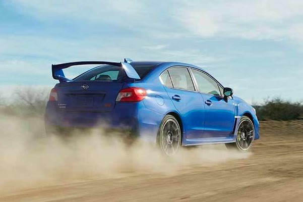 2020 Subaru WRX Performance and Safety Features