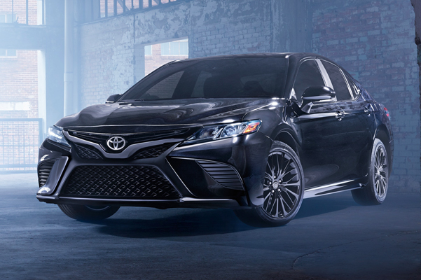 2020 Toyota Camry Interior Features & Technology