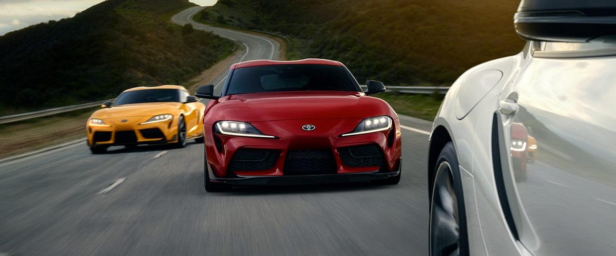 2020 Toyota Supra header