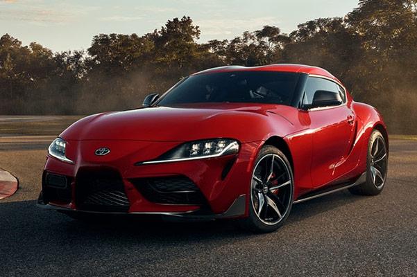 2020 Toyota Supra Specs & Performance