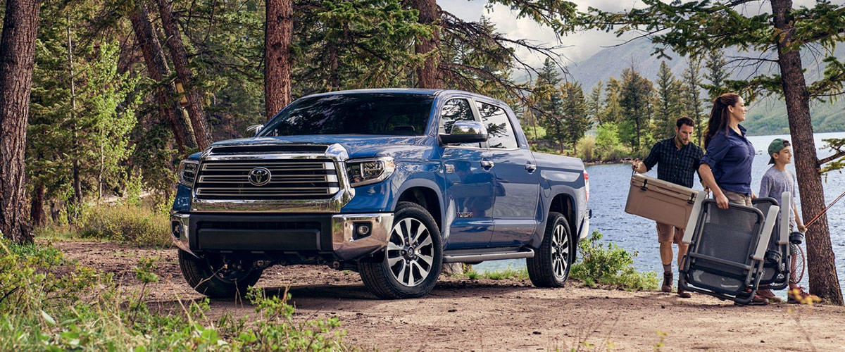 Meet The 2020 Rugged Tundra At Lowe!
