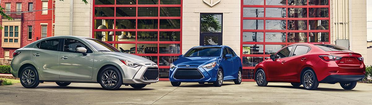 Buy or Lease a 2020 Toyota Yaris near Miramar, FL
