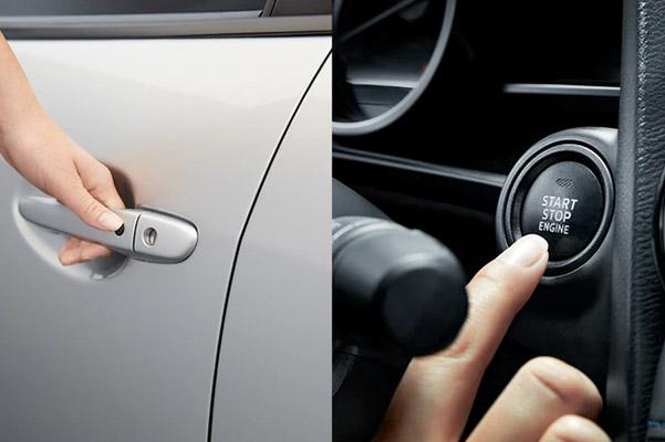 2020 Toyota Yaris Interior & Technology