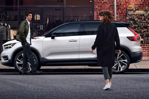 2020 Volvo XC40 Specs, Performance & Safety